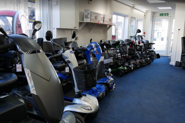 Mobility Scooter Range – East Coast Mobility