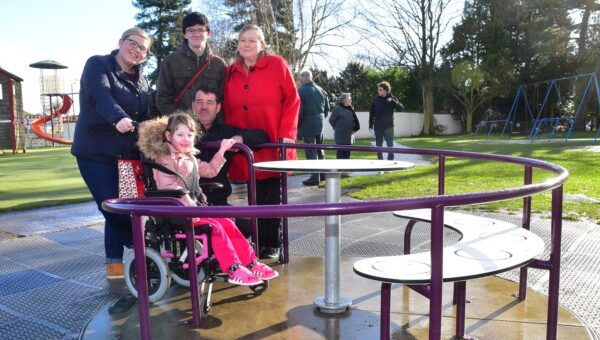 New disability friendly playground equipment in Lowestoft! - East Coast Mobility