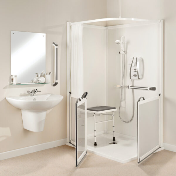 Wet Room Conversions | Disabled Bathrooms | East Coast Mobility
