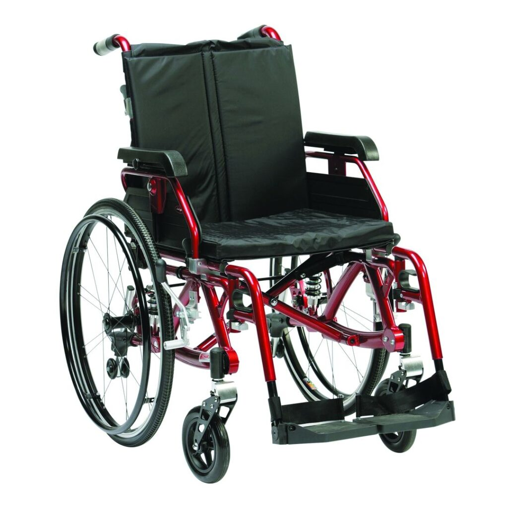 Enigma K-Chair Self Propel Wheelchair