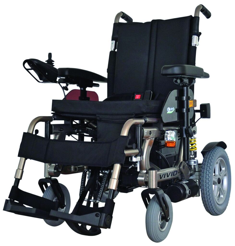 Powerchair Range | Vivano Powerchair | East Coast Mobility