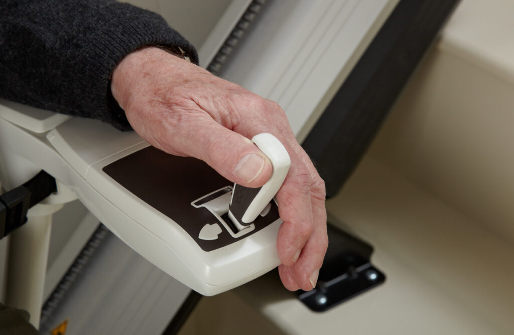 Stairlift - Controls