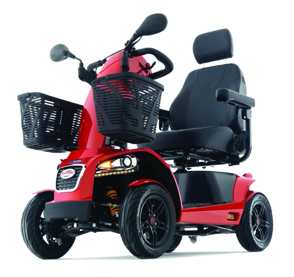 FR4 | Road Legal Mobility Scooter