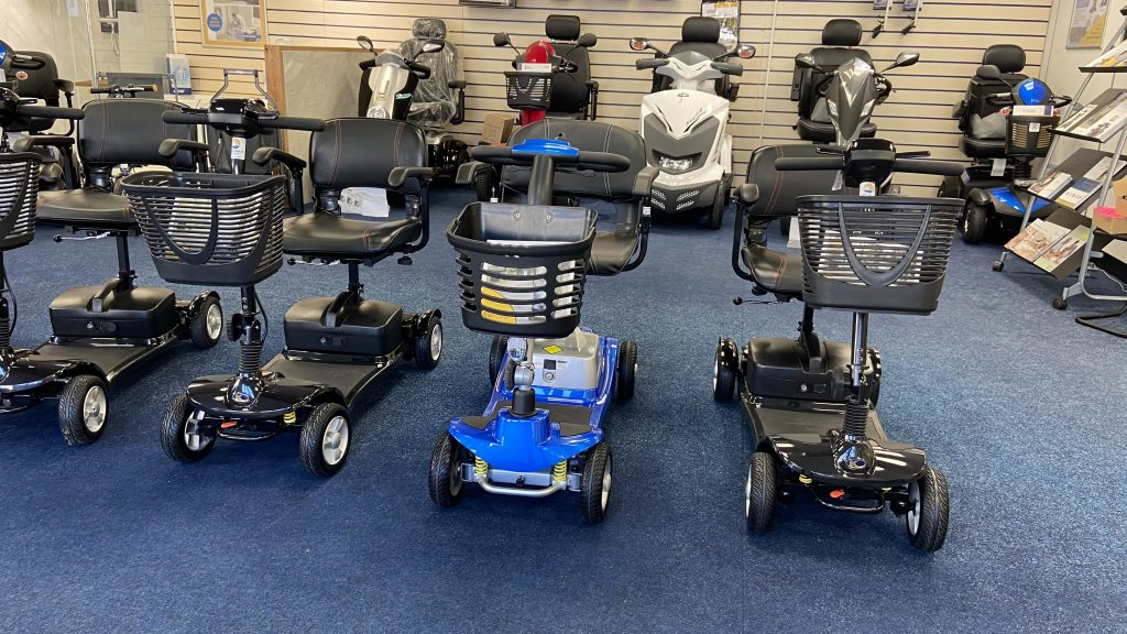 Free scooter hire available for those attending COVID-19 vaccination