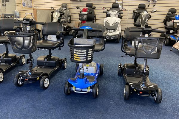 Car Transportable Scooters